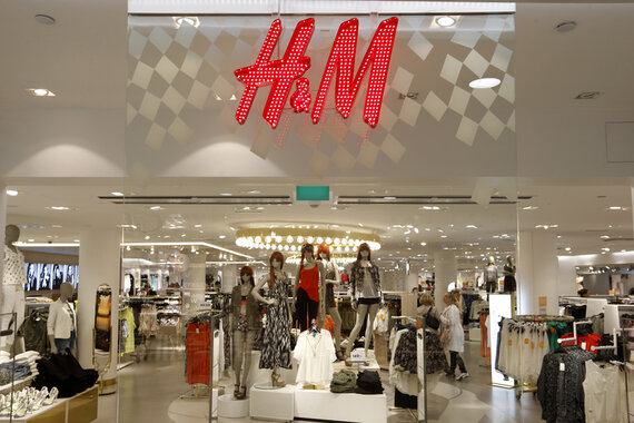 H&M am Ku'damm